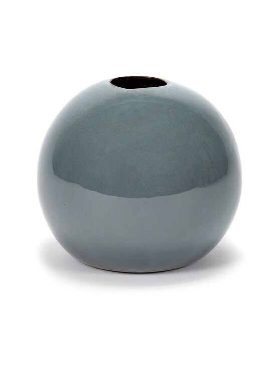 Serax - Anita Ball Vase XL -maljakko 5 x 15 cm - BLUE (SININEN) | Stockmann - photo 1