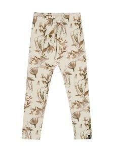 KAIKO - Print-leggingsit - A8 DRIED BOTANY OFFWHITE | Stockmann
