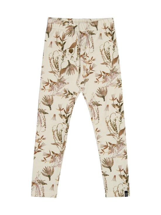 KAIKO - Print-leggingsit - A8 DRIED BOTANY OFFWHITE | Stockmann - photo 1