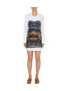 Tommy Hilfiger Collection - HCW ALUMNI FOULARD TSHIRT DRESS -silkkimekko - YCF OPTIC WHITE | Stockmann