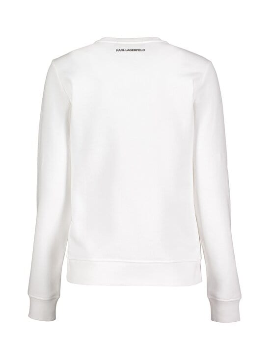 Karl Lagerfeld - Mini 3D Karl Sweatshirt -paita - WHITE   Stockmann - photo 2