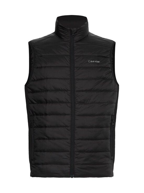 Calvin Klein Menswear - Essential Side Logo Vest -liivi - BEH CK BLACK   Stockmann - photo 1