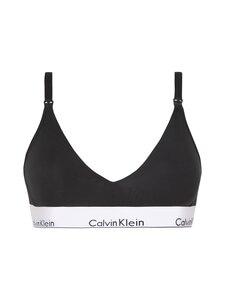 Calvin Klein Underwear - Maternity Bra -rintaliivit - 001 BLACK | Stockmann