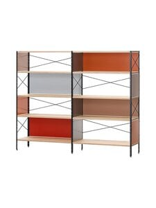 Vitra - Eames Storage Unit ESU -kirjahylly 179,5 x 42 x 148 cm - ORANGE, RED | Stockmann