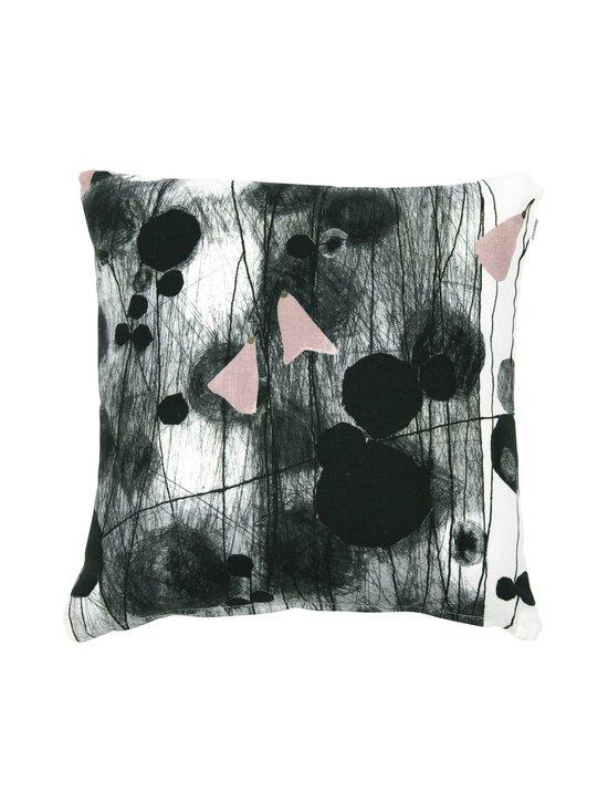 Pentik - Sonetti-tyynynpäällinen 45 x 45 cm - MUSTA | Stockmann - photo 1
