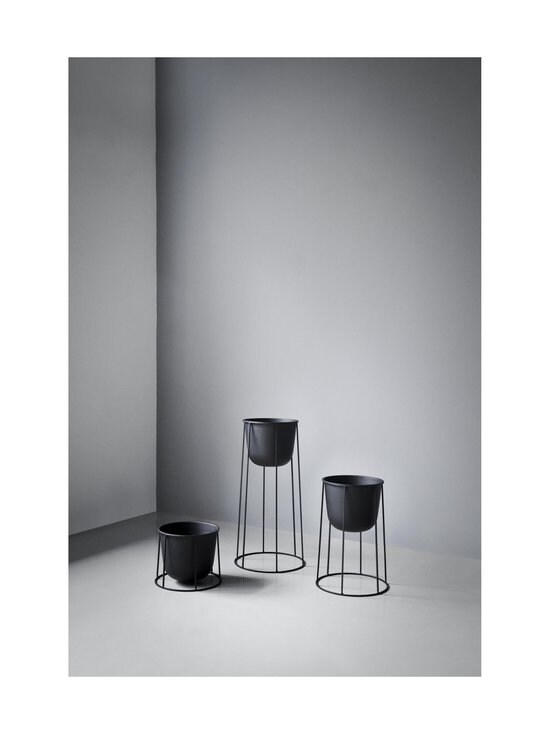 Menu - Wire Pot -ruukku - MUSTA | Stockmann - photo 2