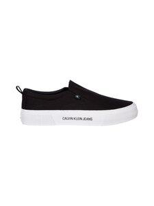 Calvin Klein Footwear - Vulcanized Skate Slipon CO -tennarit - BDS BLACK | Stockmann