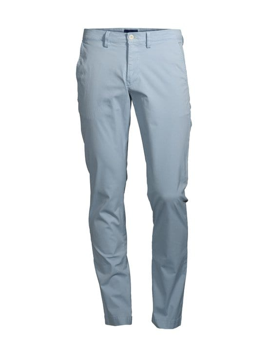 GANT - Slim Sunfaded -chinot - 420 HAMPTONS BLUE | Stockmann - photo 1