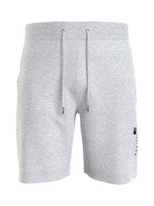 Tommy Hilfiger - Essential Tommy Sweatshirt -collegeshortsit - P91 MEDIUM GREY HEATHER   Stockmann