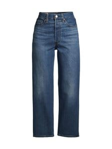 Levi's - Ribcage Straight Ankle Jeans -farkut - NOE FOG | Stockmann