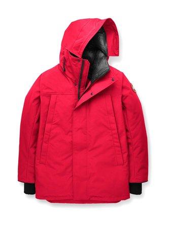 Sanford parka down jacket - Canada Goose