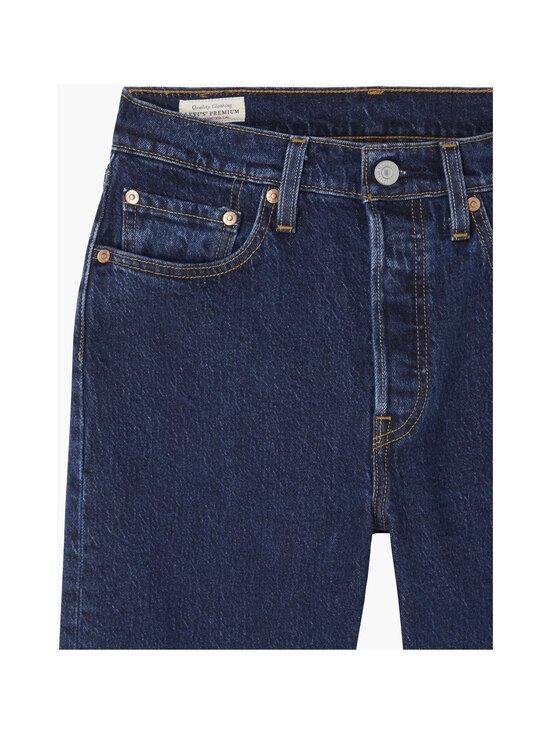 Levi's - 501 Crop Jeans -farkut - 226 DARK INDIGO - FLAT FINISH | Stockmann - photo 3