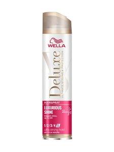 Wella - Deluxe Luxurious Shine Ultra Strong Hair Spray -hiuskiinne 250 ml | Stockmann