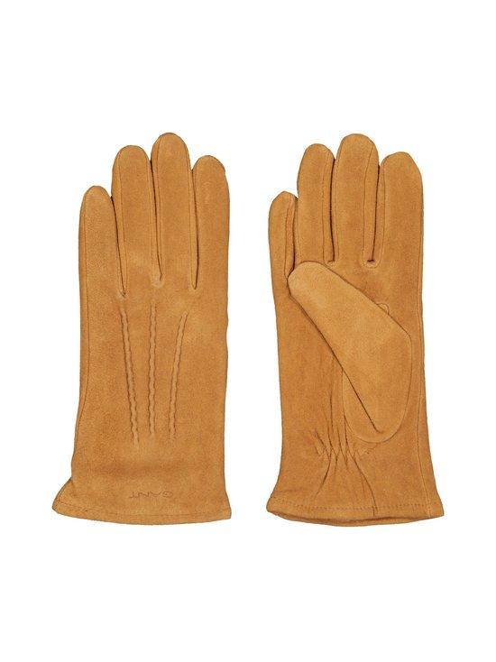Suede Gloves -nahkakäsineet