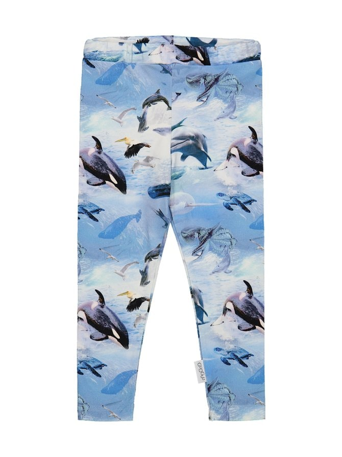 Print-leggingsit