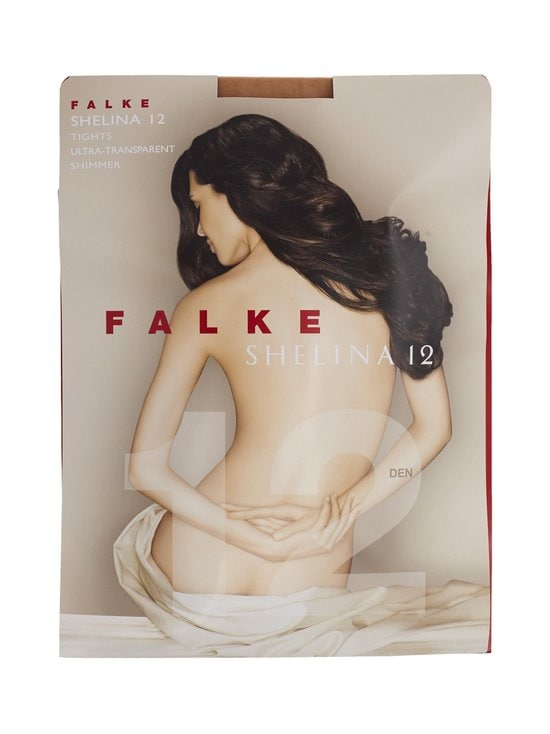 Falke - Shelina 12 den -sukkahousut - BRASIL (RUSKEA) | Stockmann - photo 1