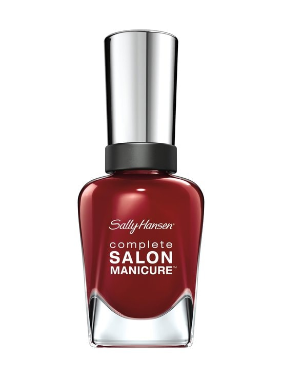 Sally Hansen - Complete Salon Manicure -kynsilakka - 610 RED ZIN | Stockmann - photo 1