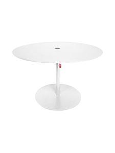 Fatboy - Formitable XL -pöytä ⌀ 120 cm - WHITE   Stockmann