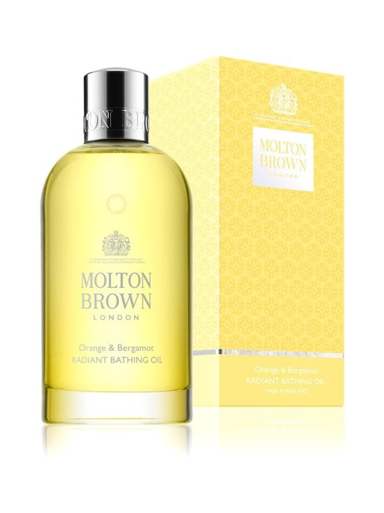 Molton Brown - Orange & Bergamot Radiant Bathing Oil -kylpyöljy 200 ml - NOCOL | Stockmann - photo 1