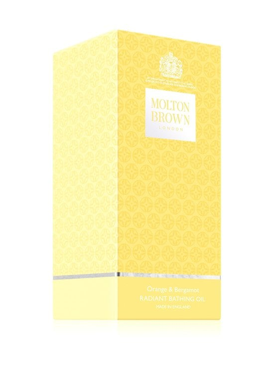 Molton Brown - Orange & Bergamot Radiant Bathing Oil -kylpyöljy 200 ml - NOCOL | Stockmann - photo 3