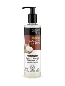 Organic Shop - Coconut & Shea Moisturizing Shampoo 280 ml | Stockmann