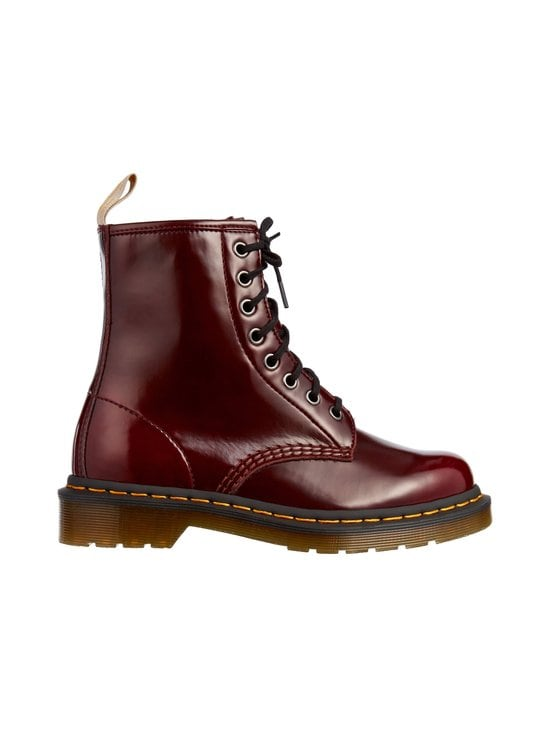 Dr. Martens - Vegan 1460 -saappaat - CHERRY (VIININPUNAINEN) | Stockmann - photo 1