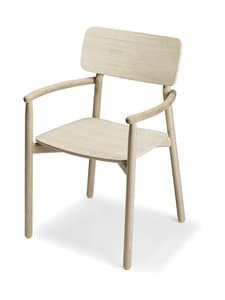 Skagerak - Hven Armchair -tuoli - OAK | Stockmann
