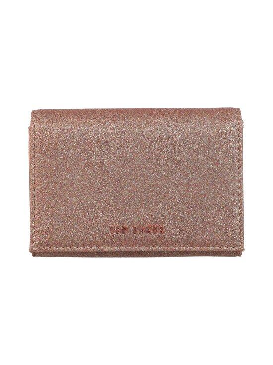 Ted Baker London - Becckaa Glitter Small Fold Purse -nahkalompakko - 57 ROSEGOLD | Stockmann - photo 1