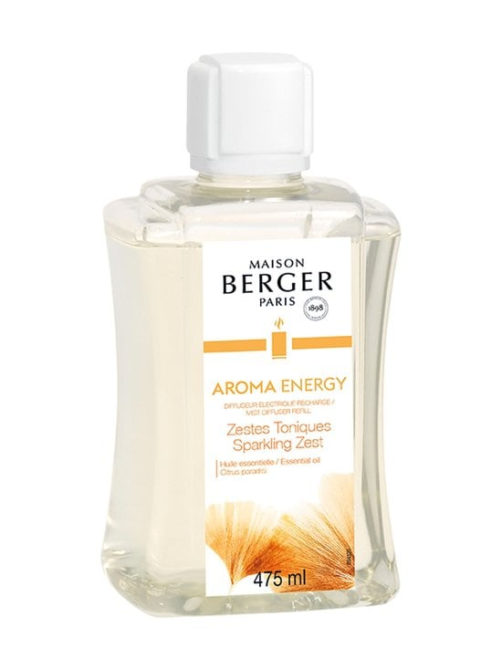 Lampe Berger - Aroma Energy Sparkling Zest -täyttöpakkaus 475 ml - NOCOL   Stockmann - photo 1