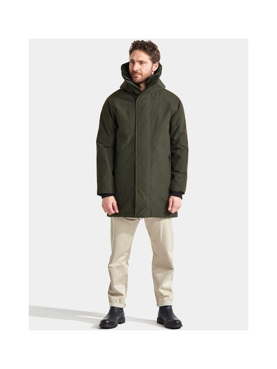Didriksons - Gunnar-parka - 447 FOREST GREEN | Stockmann - photo 5