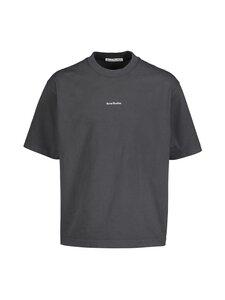 Acne Studios - Reverse-Logo T-Shirt -paita - BLACK | Stockmann