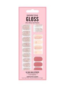 Dashing Diva - Gloss Palette Gel Nail Strips Time To Shine -geelikynsitarrat | Stockmann
