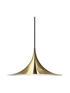 Gubi - Semi-riippuvalaisin ⌀ 47 cm - POLISHED BRASS | Stockmann