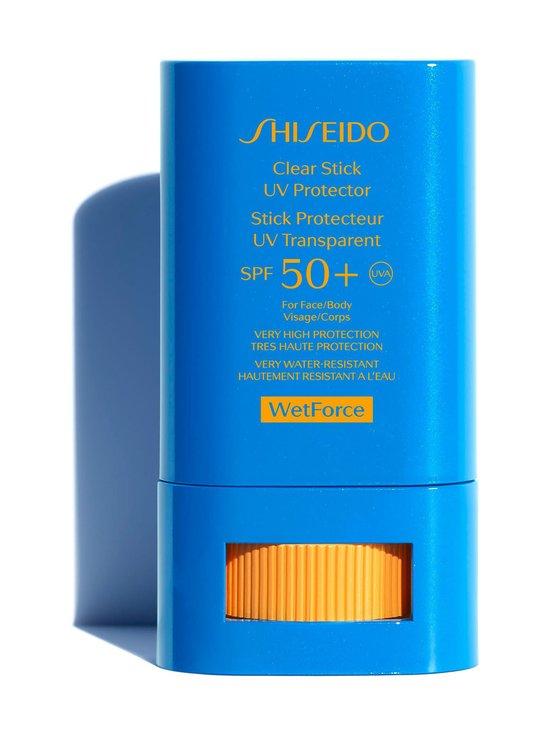 Shiseido - Clear Stick UV Protector SPF 50+ -aurinkosuojapuikko 15 g - CLEAR (KIRKAS) | Stockmann - photo 1