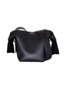 Acne Studios - Musubi Mini Bag -nahkalaukku - BLACK | Stockmann