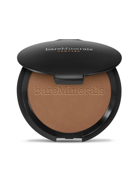 Bare Minerals - Pressed Powder Bronzer Faux Tan -aurinkopuuteri 9,5 g - WARMTH | Stockmann - photo 1