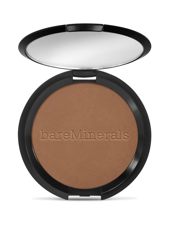 Bare Minerals - Pressed Powder Bronzer Faux Tan -aurinkopuuteri 9,5 g - WARMTH | Stockmann - photo 2