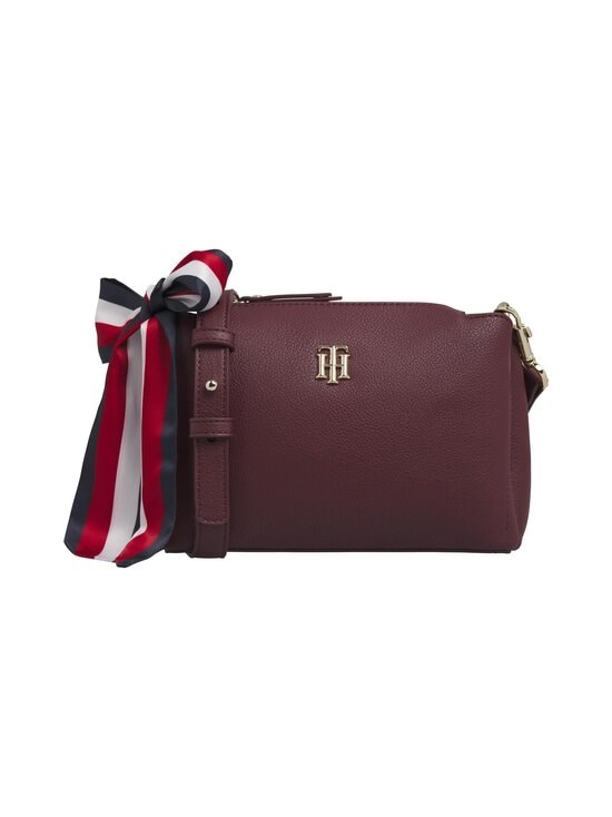 Tommy Hilfiger - Charming Tommy Crossover -laukku - VLP DEEP ROUGE | Stockmann - photo 1