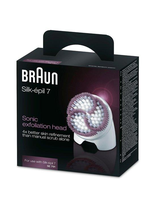 Braun - Silk-épil 7 79SPA Exfoliation Brush -kuorintapää | Stockmann - photo 2