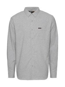 BILLEBEINO - BILLEBEINO x PURE WASTE Collar Shirt -kauluspaita - 92 GREY | Stockmann