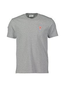 Ami - Ami De Coeur T-shirt -paita - HEATHER GREY/055 | Stockmann