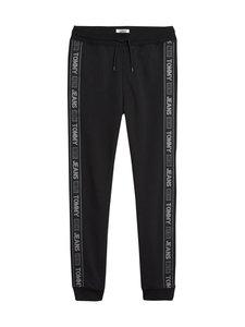Tommy Jeans - Tjm Tape Sweatpant -collegehousut - BDS BLACK | Stockmann
