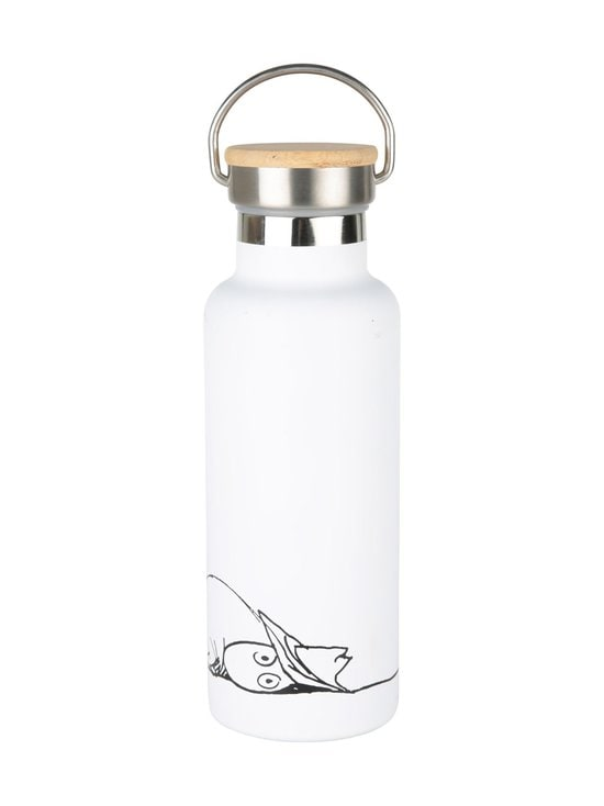 Moomin - #MEIDÄNMERI-termospullo 0,5 l - WHITE | Stockmann - photo 1