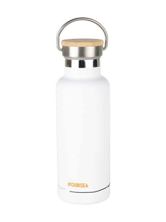 Moomin - #MEIDÄNMERI-termospullo 0,5 l - WHITE | Stockmann - photo 2