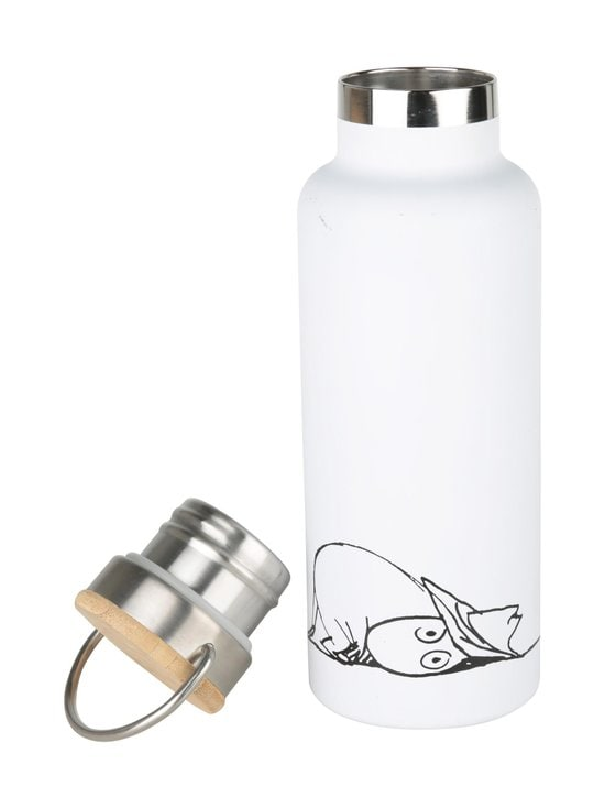 Moomin - #MEIDÄNMERI-termospullo 0,5 l - WHITE | Stockmann - photo 3