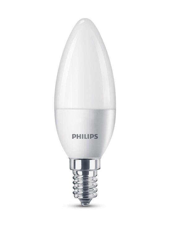 Philips - LED Candle 40W E14 Warm White -kynttilälamppu 3 kpl - WHITE | Stockmann - photo 2