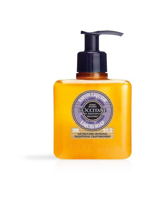 Loccitane - Shea Lavender Liquid Soap -nestesaippua 300 ml - NOCOL   Stockmann - photo 1