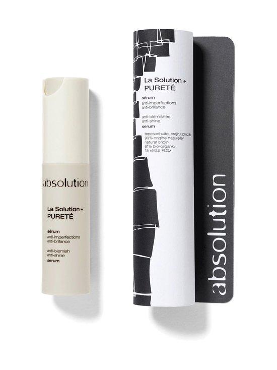 Absolution - La Solution + Pureté -seerumi 15 ml - NOCOL | Stockmann - photo 1
