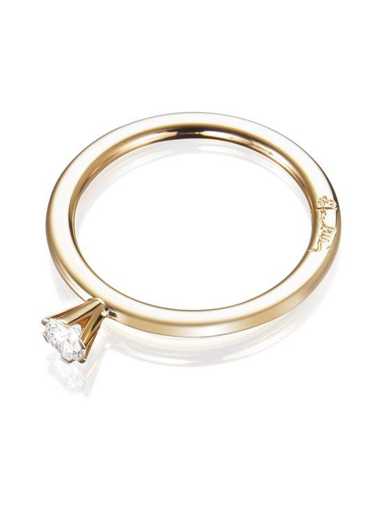 Efva Attling - High On Love Ring 0.19 ct -sormus - GOLD | Stockmann - photo 1