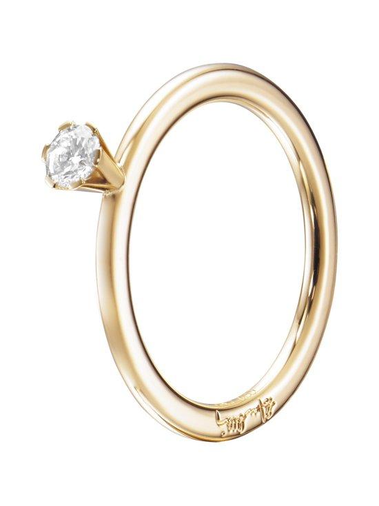 Efva Attling - High On Love Ring 0.19 ct -sormus - GOLD | Stockmann - photo 2